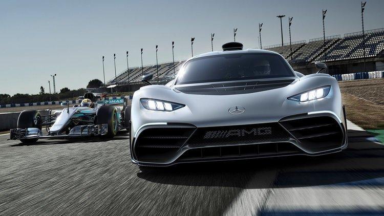 梅赛德斯-AMG One超跑延迟9个月交付
