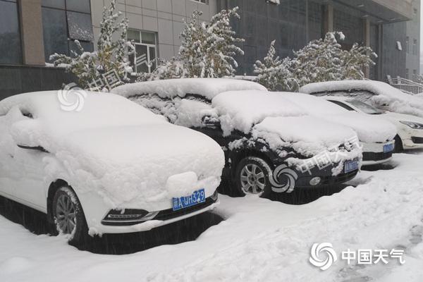 周末京津冀等地再现雾霾 南方雨水增多