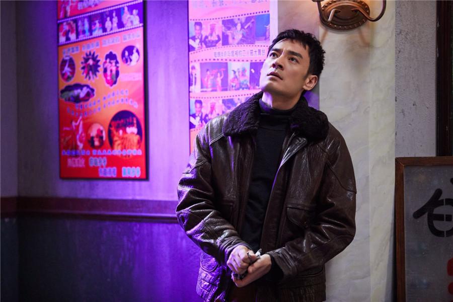 李光洁再度亮相《幻乐之城》