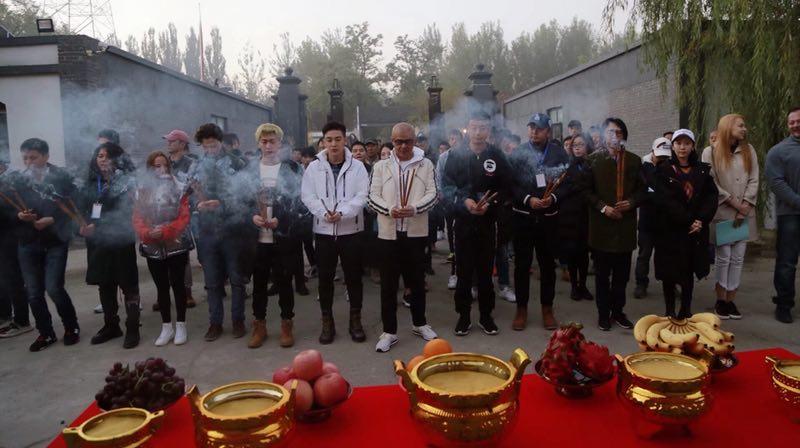 中俄合拍电影《猎杀》开机 李文博担任执行制片