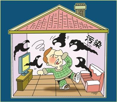 """室内空气污染别成""""呼吸之痛"""" 它该如何去除?"""