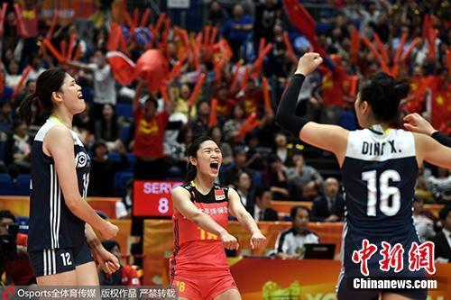 郎平:世锦赛为东京奥运蓄力 满意第三名成绩