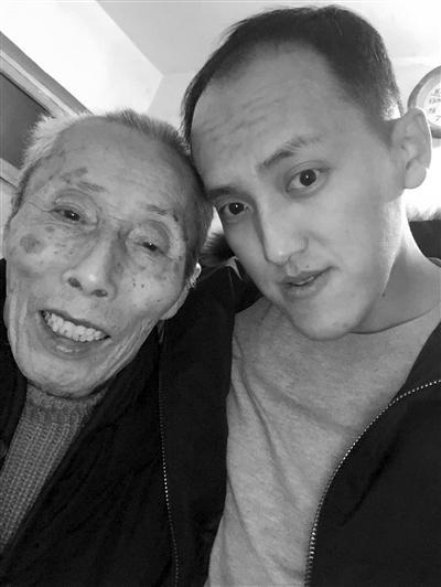 90岁爷爷的最后7天