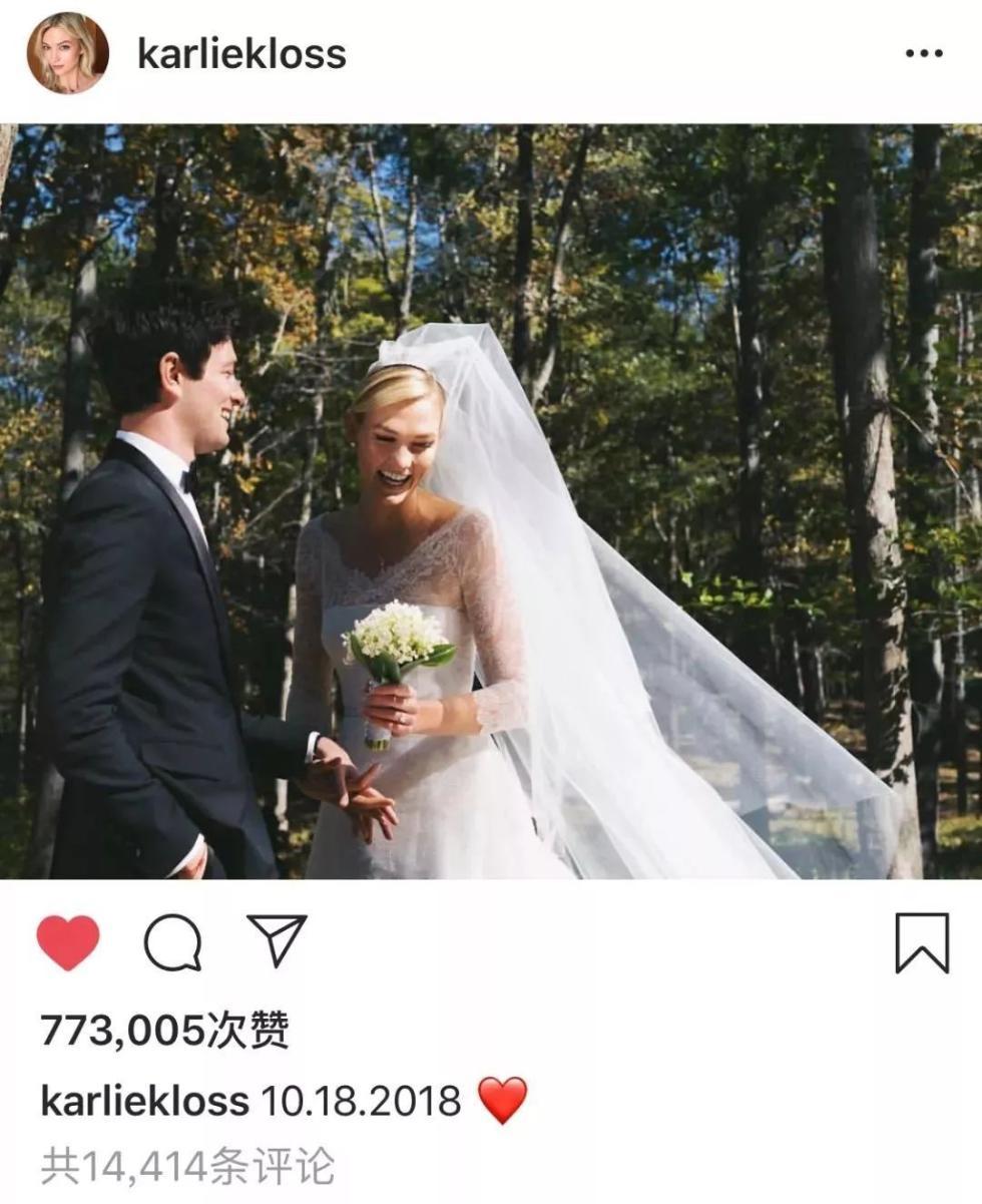 Karlie Kloss结婚啦!6年长跑,这场势均力敌的爱情终于结了幸福果!