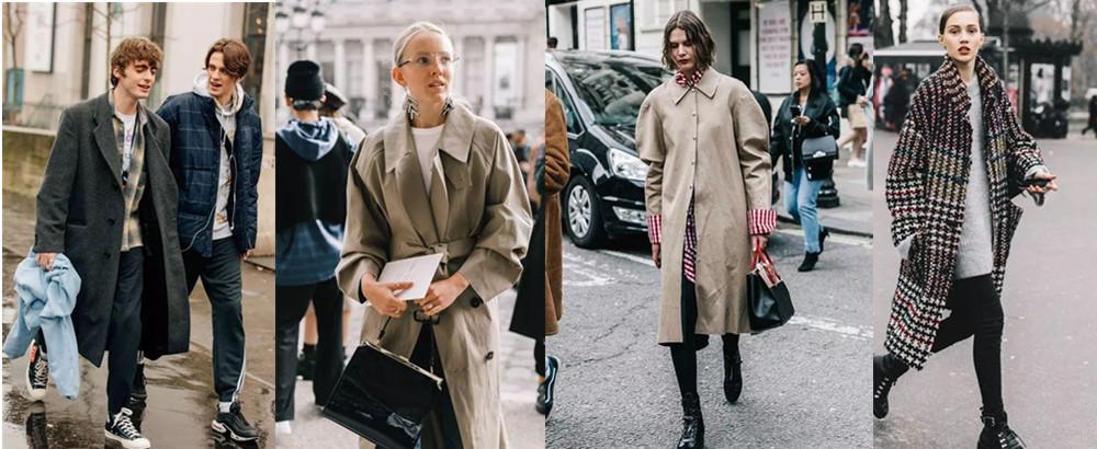 五花八門的大衣那么多,選對版型才是重點