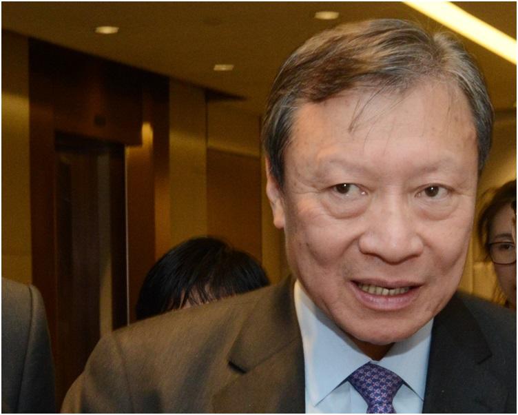 香港富豪郭炳湘病逝 妻子发公告证其安详离世