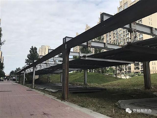 北京通州合生滨江帝景小区大面积漏雨整治了,明年雨季再检验成效