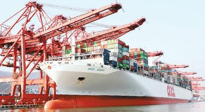 贸易战没能影响中国出口
