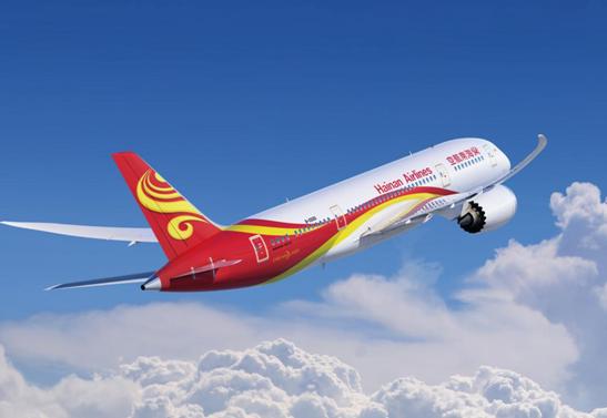 海南航空加速布局粤港澳大湾区 3年新开15条深圳始发国际航线