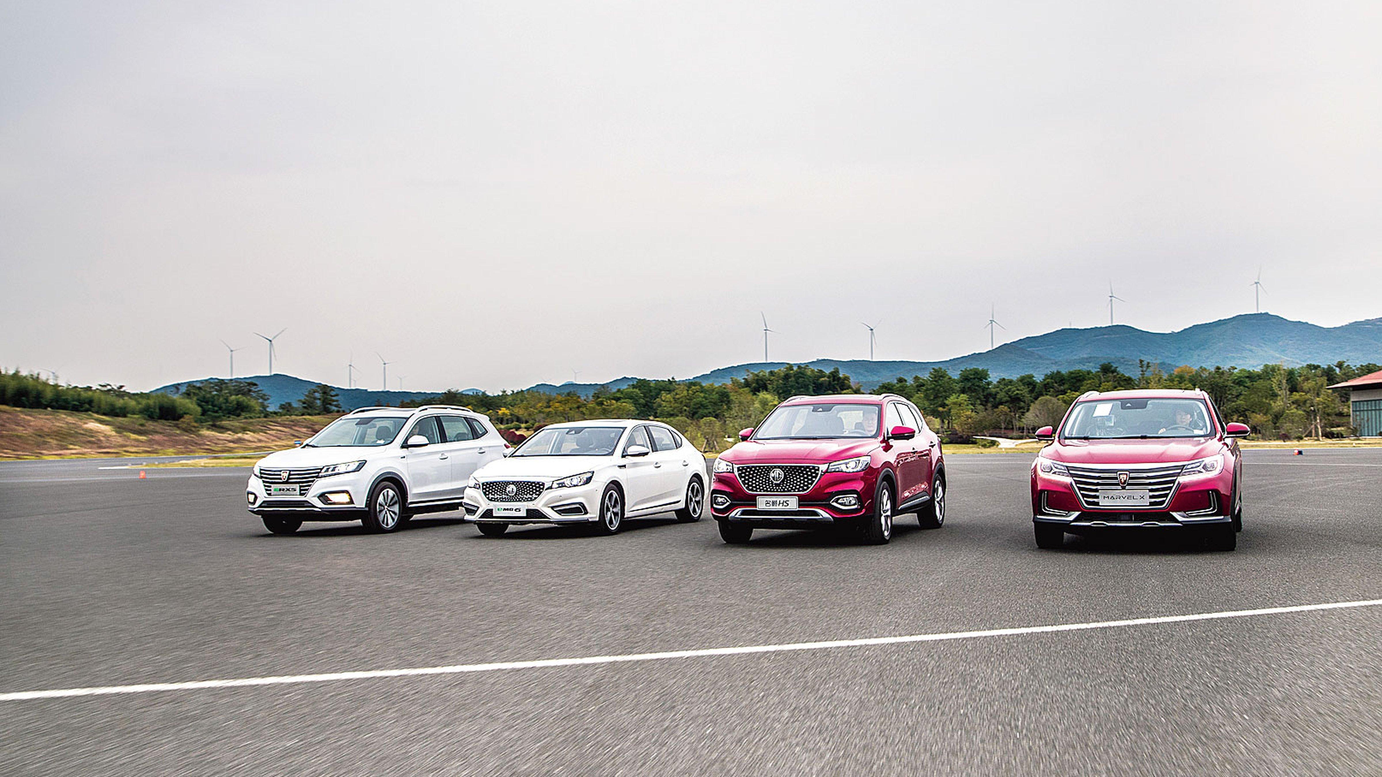 上汽MG品牌引入印度市场 明年或将开售SUV车型