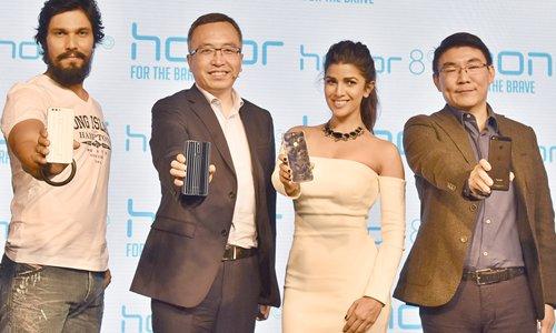 华为加码印度手机市场:公布上亿美元的三年计划