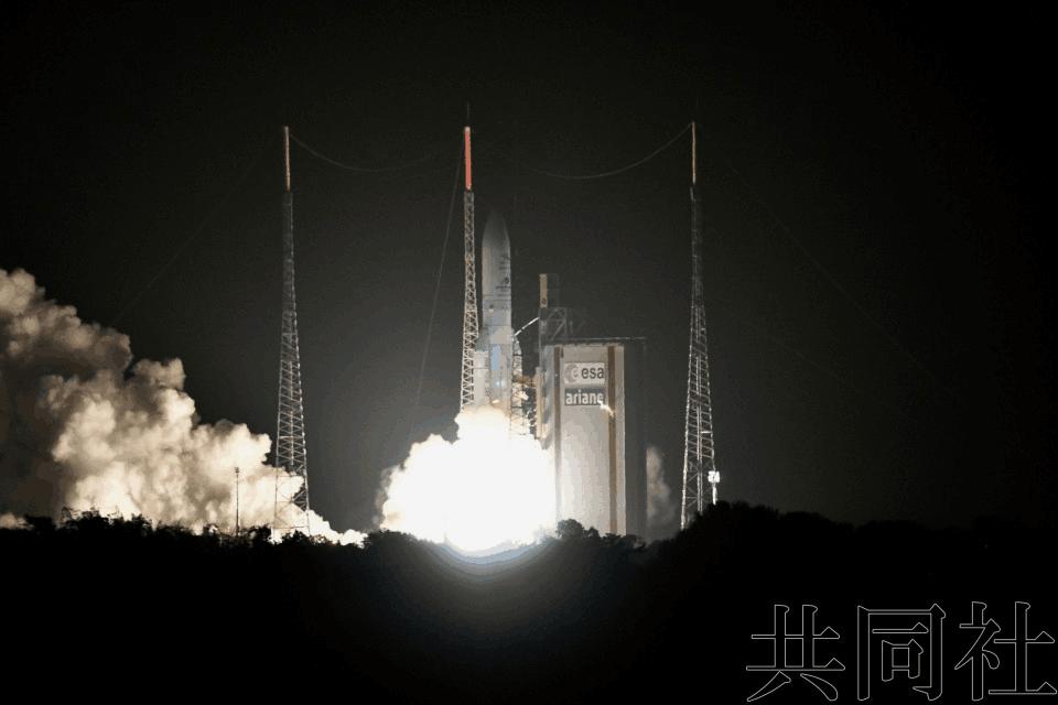 日欧水星探测器在圭亚那发射成功,将用7年时间抵达水星