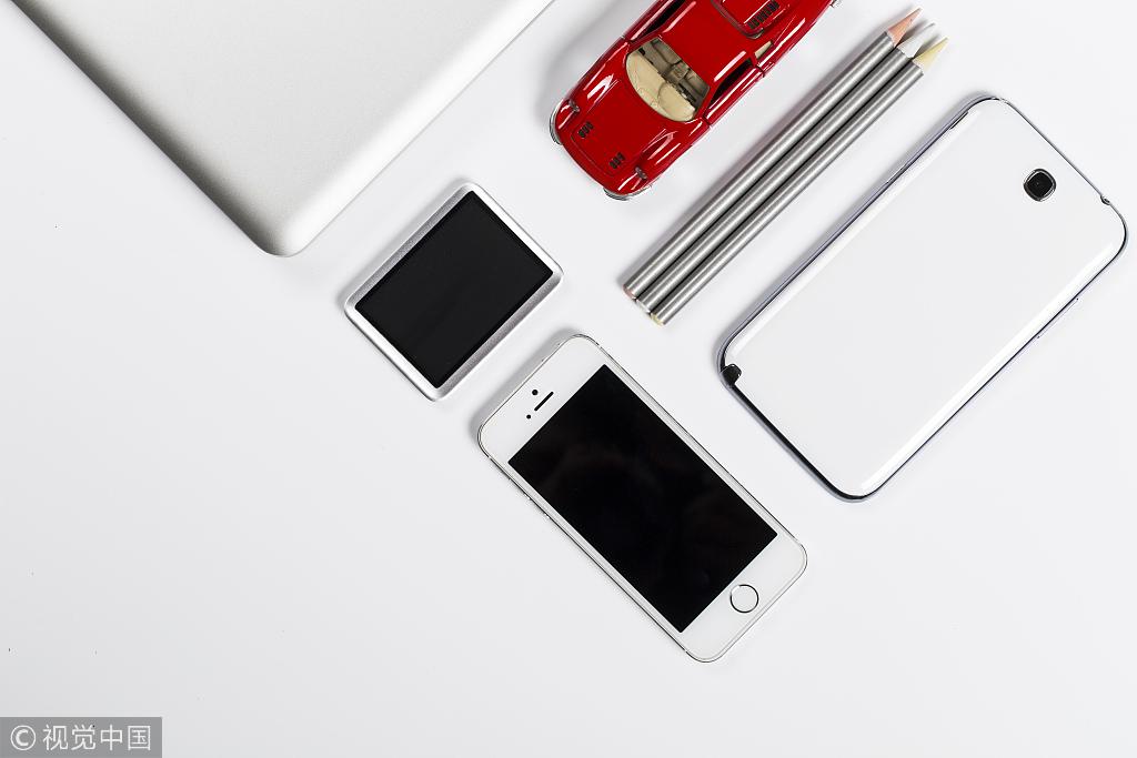 研究表明:消费者购买手机时最看重其外观