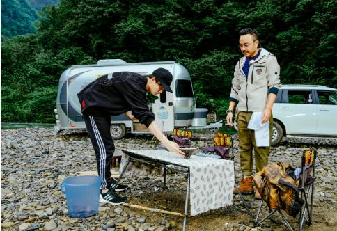 """《野生厨房》定档10月27日 汪涵教人""""撒野"""""""