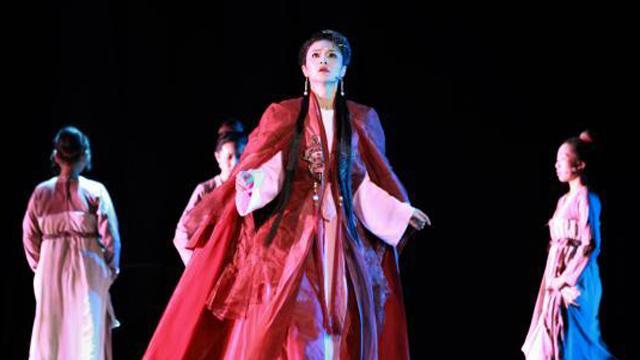 原创音乐剧《诗经·采薇》首演 创新方式打开传统文化