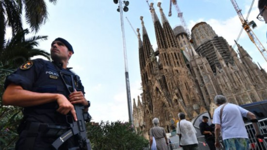 西班牙圣家族大教堂系违章建筑 将面临约2.8亿人民币罚款