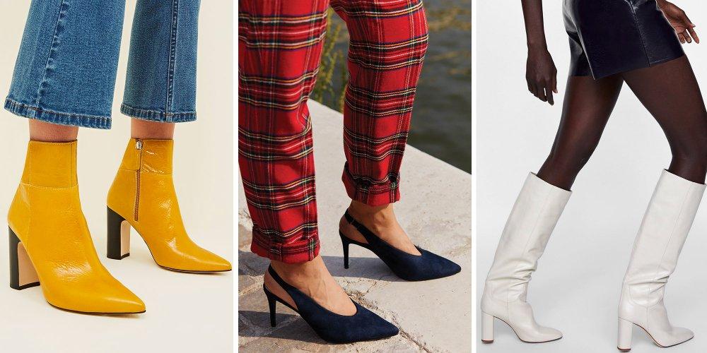 2018年秋冬季女鞋流行新趋势,你GET到了么?