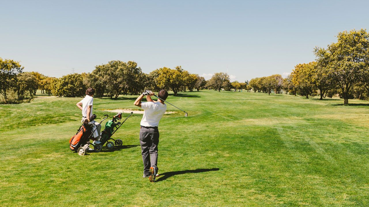 专家:高尔夫运动对健康益处超出你想象