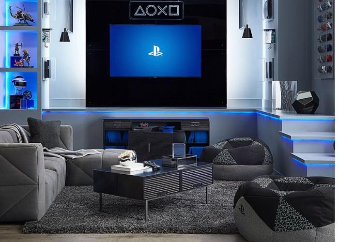 外厂打造PlayStation主题系列家具