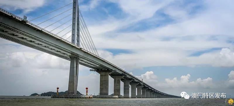 港珠澳大桥10月24日正式开通!澳门已准备就绪