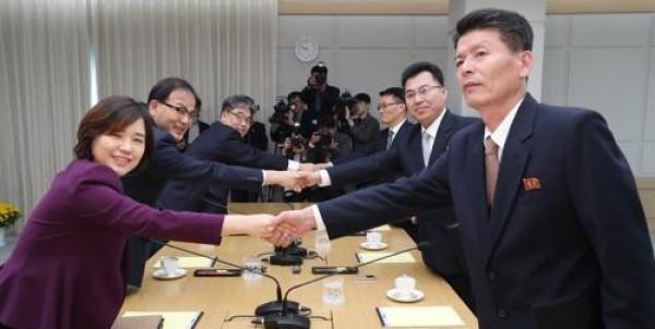 韩媒:朝鲜球队将赴韩参加国际青少年足球赛,并展开学生交流