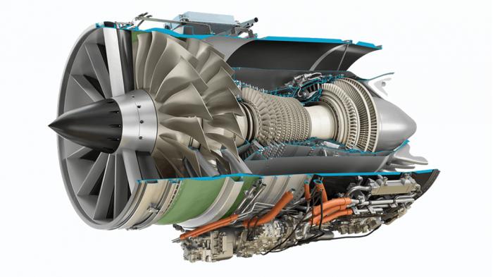 GE发布全新超音速民用飞机发动机Affinity