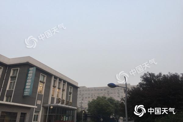 今天北京回暖气温19℃  早晨有雾通州等3区发大雾预警