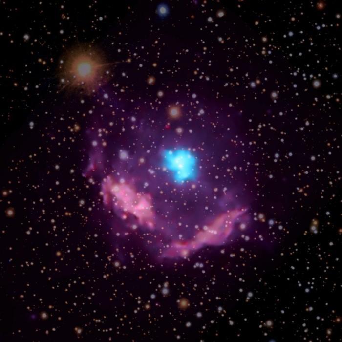 NASA证实Kes 75是银河系内已知最年轻的脉冲星