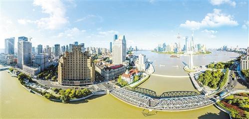 改革开放40年:沪上巨变