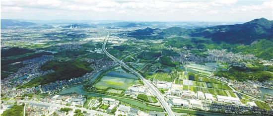 萧山进化镇:进化之路 绿色振兴