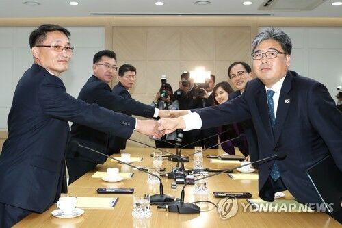 朝韩商定年内推进朝鲜10个苗圃现代化建设