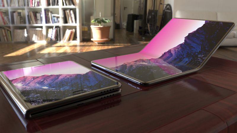 三星将推可折叠笔记本电脑 欲配柔性屏幕