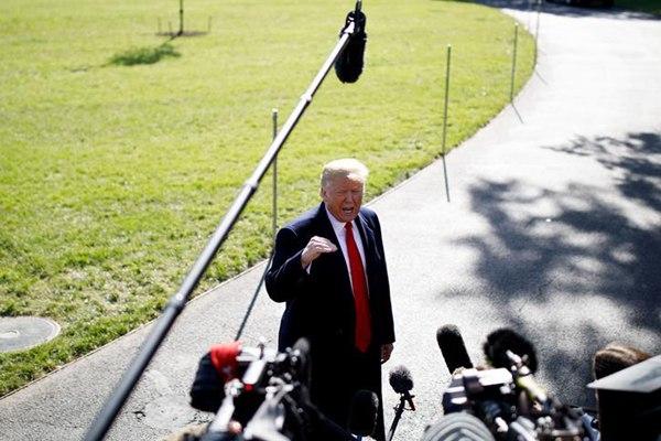 特朗普威胁中断或大幅削减对中美洲三国援助
