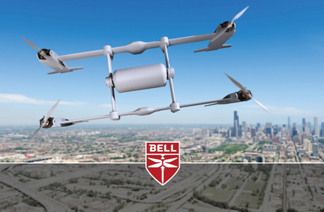 贝尔APT无人机系统被NASA选为下一代空管体系演示验证机型