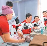 援外醫療救助蒙古國心臟病患兒