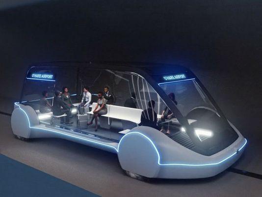 马斯克:洛杉矶地下高速隧道12月10日向公众开放