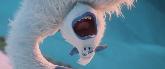 《雪怪大冒险》最新预告  网友:电影有笑有泪
