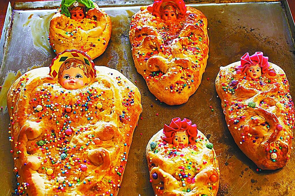 秘鲁娃娃面包与中国有缘?