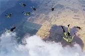 俄空降兵奔袭到埃及参演