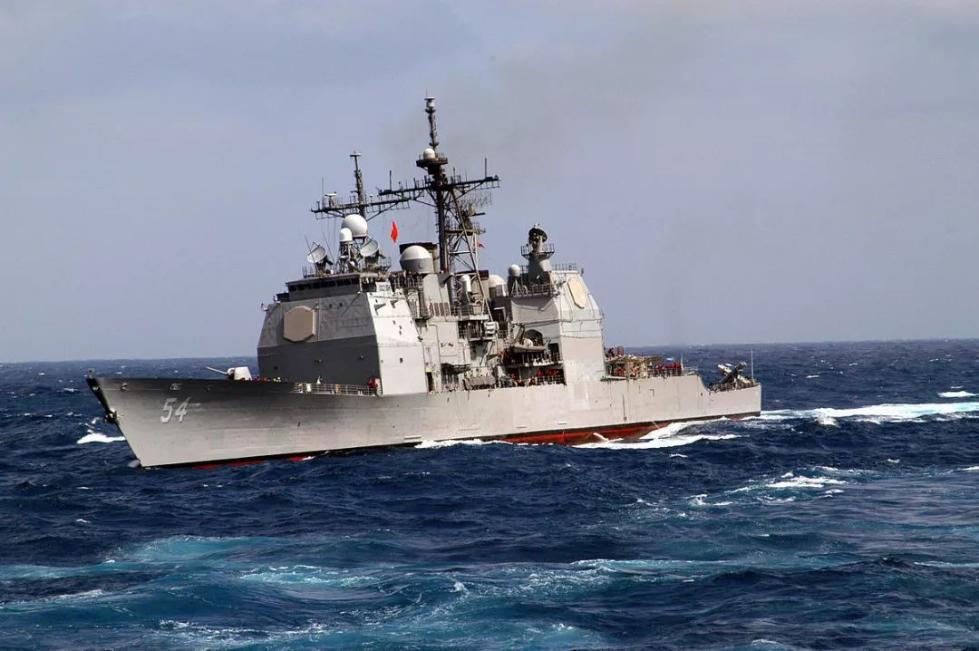 美舰过台湾海峡,蔡英文高兴了