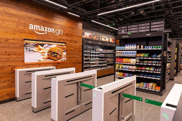 亚马逊Go无人商店继续扩张 旧金山门店今日开业