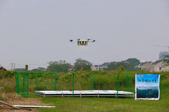 顺丰无人机飞行空域再扩大 商业化运营或将全面展开