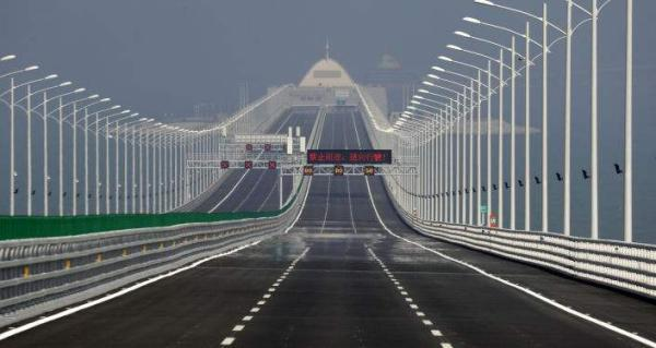 """港珠澳大桥3.4亿保护白海豚 实现""""零伤亡不搬家"""""""