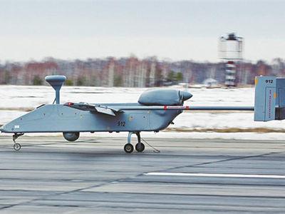 俄軍無人機起步晚發展快