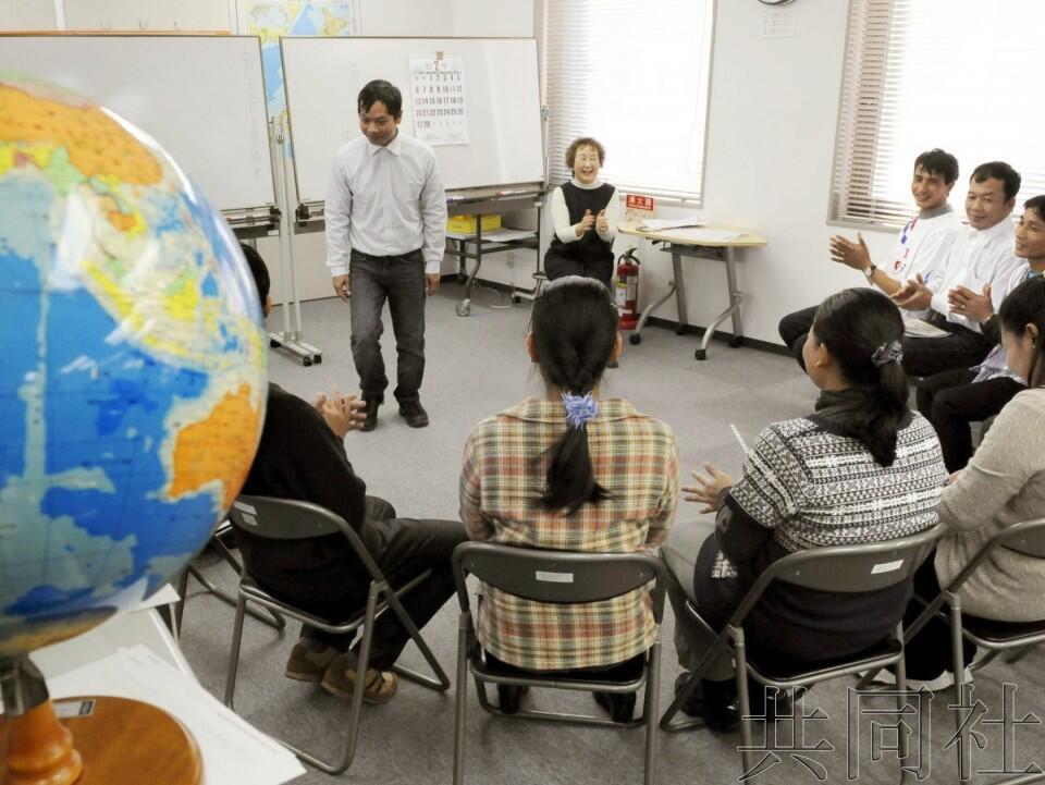 日本政府擬從2020年起將難民接收框架擴大一倍