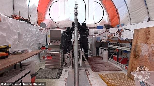"""科学家将赴南极寻找""""净化剂"""" 以去除有害气体"""