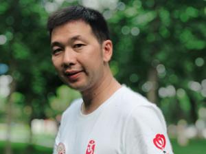 """谢海山:正走向国际的""""中国志愿服务"""""""