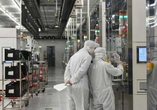 中国半导体企业商讨从欧洲购买最尖端设备