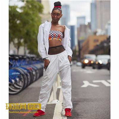 健身也要时尚,这样的运动服搭配我也想要!
