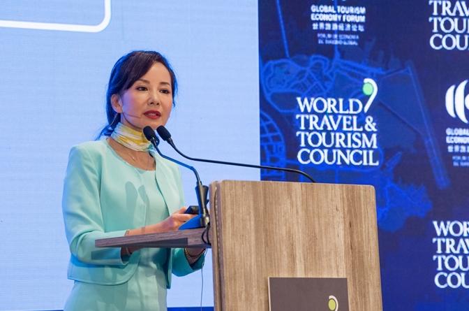 携程CEO孙洁呼吁旅游业建立全球旅游安全标准